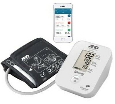 A&D Medical UA-651BLE Digital Upper Arm Blood Pressure Monitor BLUETOOTH SMART