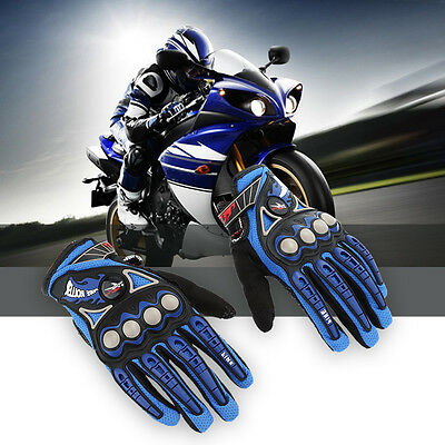GANTS MOTO COQUE - GLOVES MOTORCYCLE VTT TRAIL protection Gears Racing Motocross
