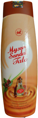 Mysore 300g/10.58oz Sandalwood Talc Talcum Powder Bottle USA SELLER FAST SHIP