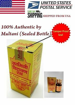 Multani 10gm ORIGINAL Kamini Vidrawan Ras with Kesar Beware Others Selling Fake