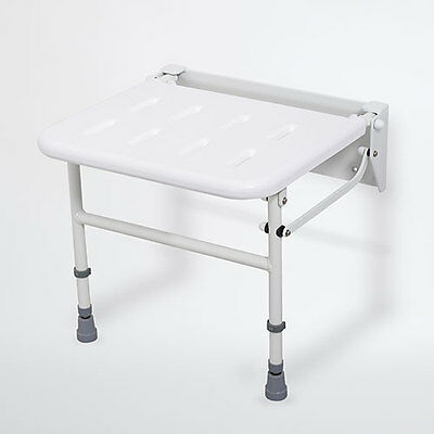 NRS Folding Shower Seat with Legs