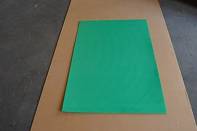 """174A Green UHMW Plate 1/8"""" thick 32"""" x 48"""""""