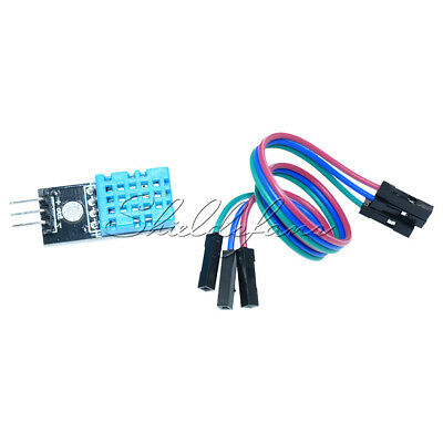 5PCS For Arduino DHT11 Temperature and Relative Humidity Sensor Module