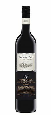 2012 X 1 Annie Lane copper Trail Clare Valley Shiraz