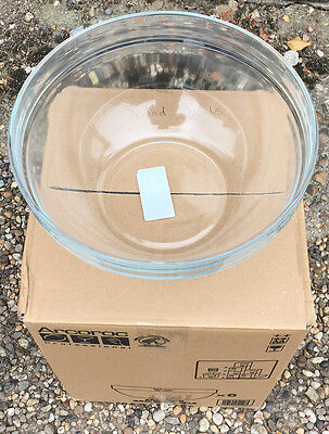"Wholesale Catering Bulk Boot Sale Arcoroc Glass Bowls 260mm 10½"" Serving Dishes"