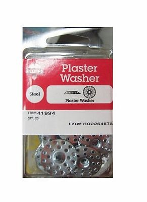 Hillman Group 41994 25 Pc. Plaster Washer