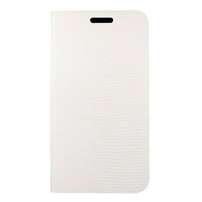 AnyMode Flip Case Cover For Samsung Galaxy A3  / A300F / A300FU (2015) - White