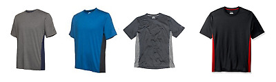 NEW Men's Fila Performance Short Sleeve Crew Neck T-shirt - VARIETY