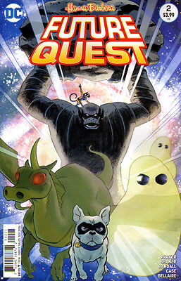 FUTURE QUEST (2016) #2 New Bagged