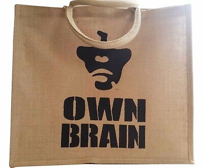 IAN BROWN STONE ROSES SHOPPING BAG FOR LIFE (the world is yours)