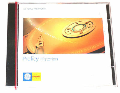 New Sealed Ge Fanuc Proficy Historian Software