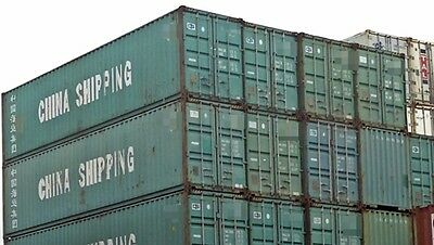 *Special* 40' High Cube for Shipping & Storage Container In Miami, Florida