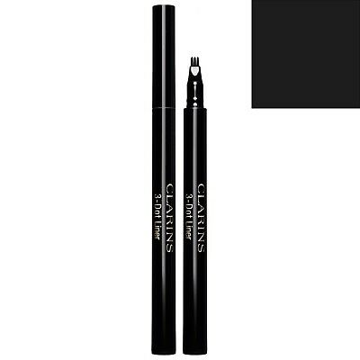 Clarins 3-Dot Liner 01 Black 0.7ml
