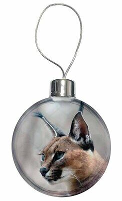 Lynx Caracal Christmas Tree Bauble Decoration Gift, AT-8CB