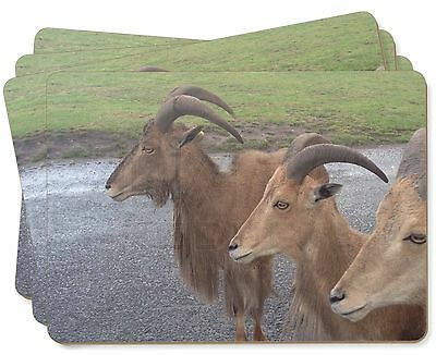 Three Cheeky Goats Picture Placemats in Gift Box, GOAT-2P