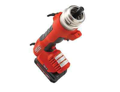 Ridgid 46828 RE 6 Electrical Tool Kit w/4P-6 4-Pin Dieless Crimp Head