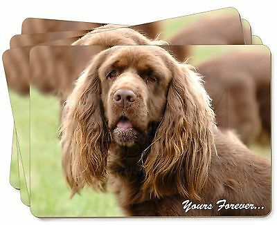 Sussex Spaniel 'Yours Forever' Picture Placemats in Gift Box, AD-SUS1yP