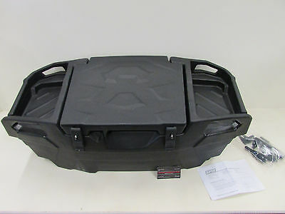 Quad Boss Expedition Jr Rear Cargo Box 78L Polaris Rzr 900 2015-2016