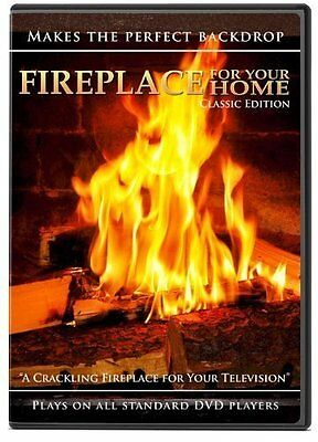 FIREPLACE: CLASSIC...New DVD Free Shipping