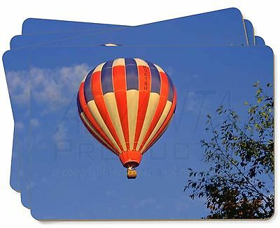 Hot Air Balloon Picture Placemats in Gift Box, SPO-B1P