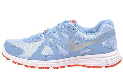 Nike Revolution 2 GS Running Kids Youth Boys Girls Shoes Blue 555090-403