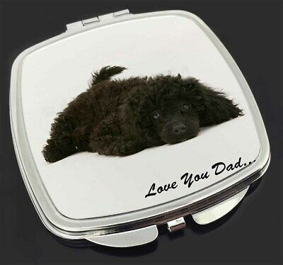 Book Mark Christmas Stocking Miniature Poodle /'Love You Dad/' Bookmark DAD-87BM