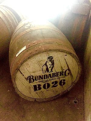 Waterview Bundaview White Rum Aged in Bundaberg Rum MDC 1 Old Barrels Batch 2
