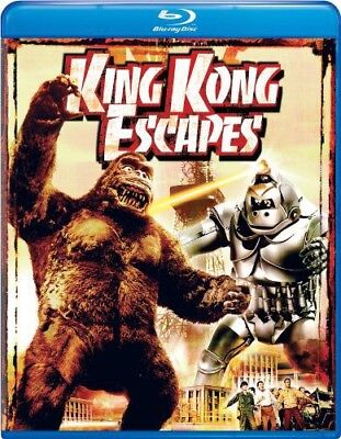 King Kong Escapes [New Blu-ray] Snap Case
