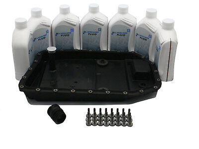 BMW ZF OE 6HP19 Automatic transmission gearbox filter fluid service kit