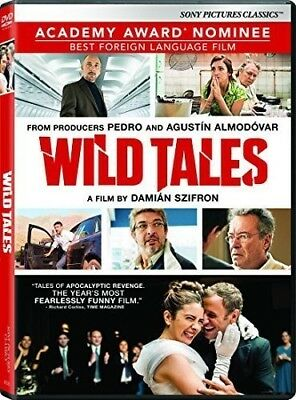 Wild Tales [New DVD] Ac-3/Dolby Digital, Dolby, Widescreen