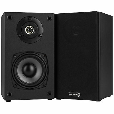 "Dayton Audio B452 4-1/2"" 2-Way Bookshelf Speaker Pair"