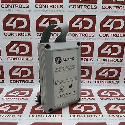 Allen Bradley 1747-PIC SLC 500 RS-232 to DH-485 - Used - Series A