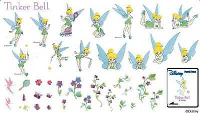 Disney Tinkerbell Tink Brother Machine Embroidery Designs PES CD, USB