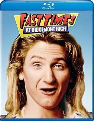 Fast Times at Ridgemont High [New Blu-ray] Snap Case