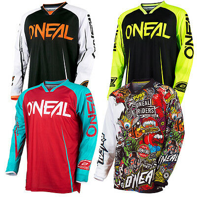 Oneal Mayhem Adult MX Motorbike Jersey Shirt Top 2017 Size S-2XL