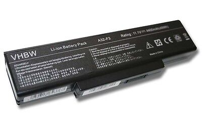 Batterie Pour Msi Bty-M61 Bty-M65 Bty-M66 Bty-M67