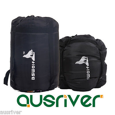 Outdoor Camping Hiking Package Compress Bag Store Sleeping Bag Clothes Sundries