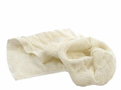 Muslin Bags Pack Of 3 - Straining Filter Wine Beer Jam Marmalade Home Brew Hops