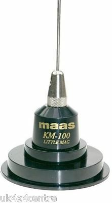 MAAS KM 100 Little Mag Mount CB MOBILE ANTENNA AERIAL
