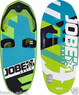 New! 2017 GREEN JOBE OMNIA 1 PERSON TOWABLE MULTI KNEE WAKE SURF BOARD