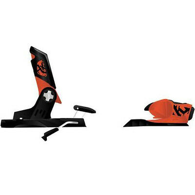 Rossignol Axial 2 120 XL Fluo. Orange Ski Bindings