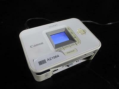 CANON Selphy CP740 Portable Wireless Compact Color Photo Printer