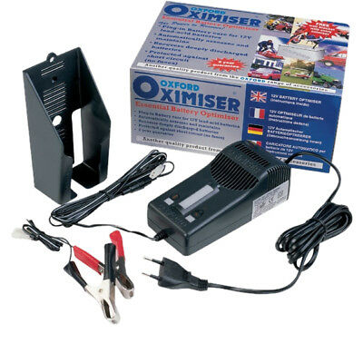 Oxford Oximiser 600 Eu 12V Battery Charger Optimiser