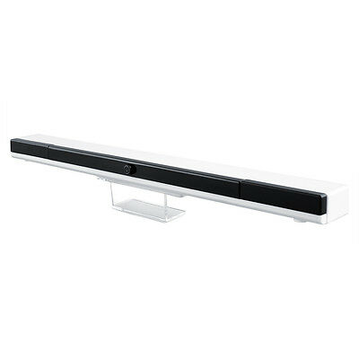Wireless Infrared IR Sensor Bar Extended Range For Nintendo Wii Replacement