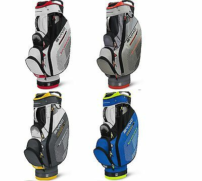 Sun Mountain Sync Cart Golf Bag New 2016 - Pick A Color!! Closeout