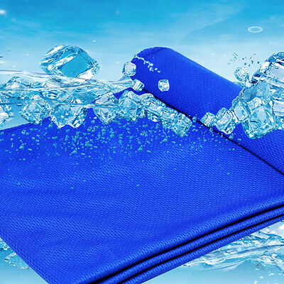 Sports Ice Cold Towel Enduring Running Jogging Gym Chilly Pad Cooling Towel