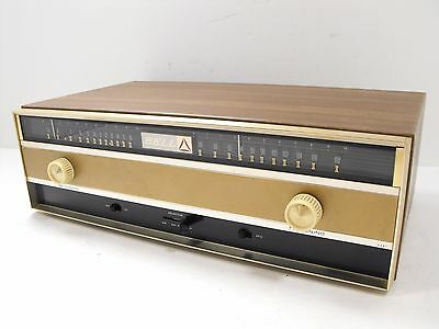 Bell TRW Model 2421 AM / FM Tube Tuner for HiFi Audio Very Good Cond (Powers On)