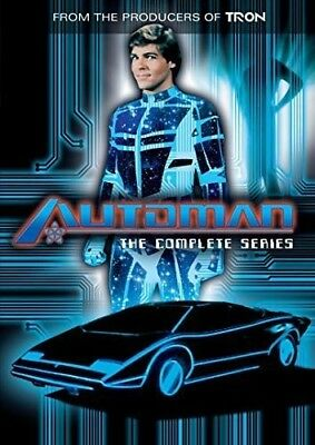 Automan: The Complete Series DVD