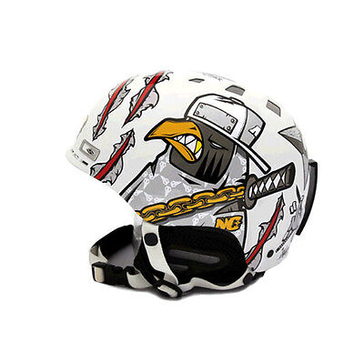 Decal Stickers For Snowboarding Helmet Biker Hard Hat Graphicer Ninja Taylor 01