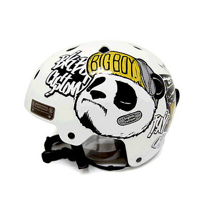 Decal Stickers For Snowboarding Helmet Biker Hard Hat Sticker Graphicer Bigboy01